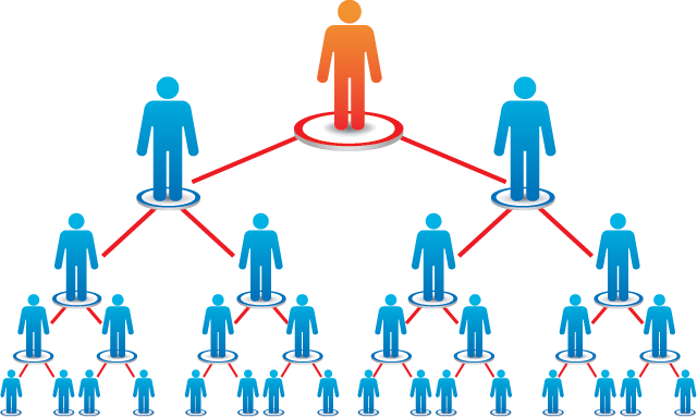 MLM Structure