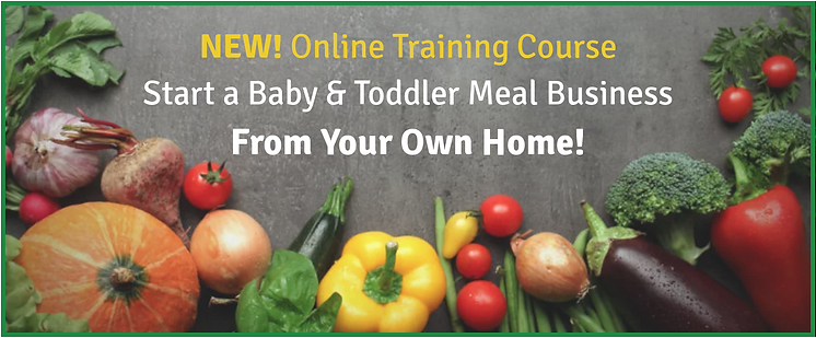 New online training course baby and todd