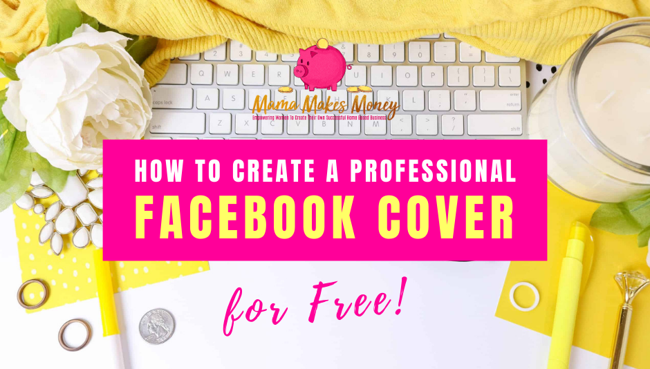 How to create a professional Facebook cover for free