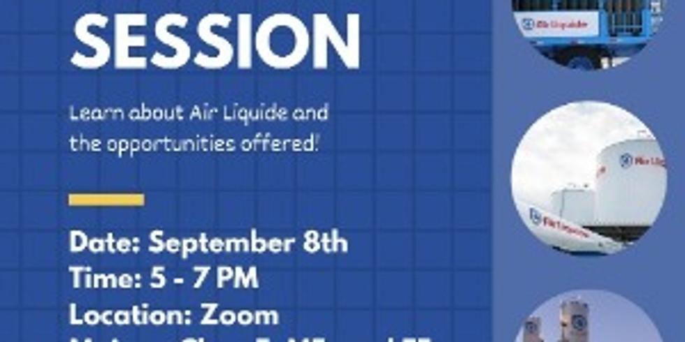 Air Liquide Info Session