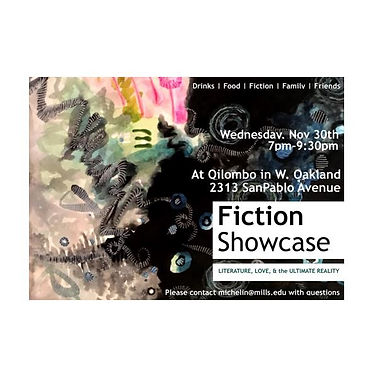 2016-11-30 - Fiction Showcase - Qilombo