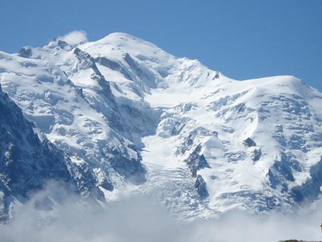 Besteigung Mont Blanc (4810m)