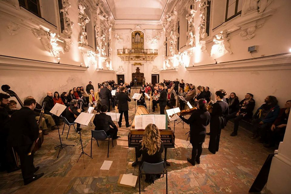 Oratorio S. Mercurio