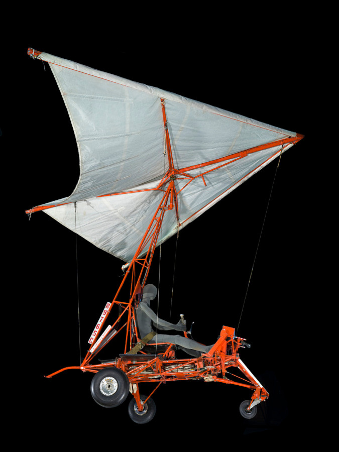 NASA Paresev test vehicle from the Smithsonian