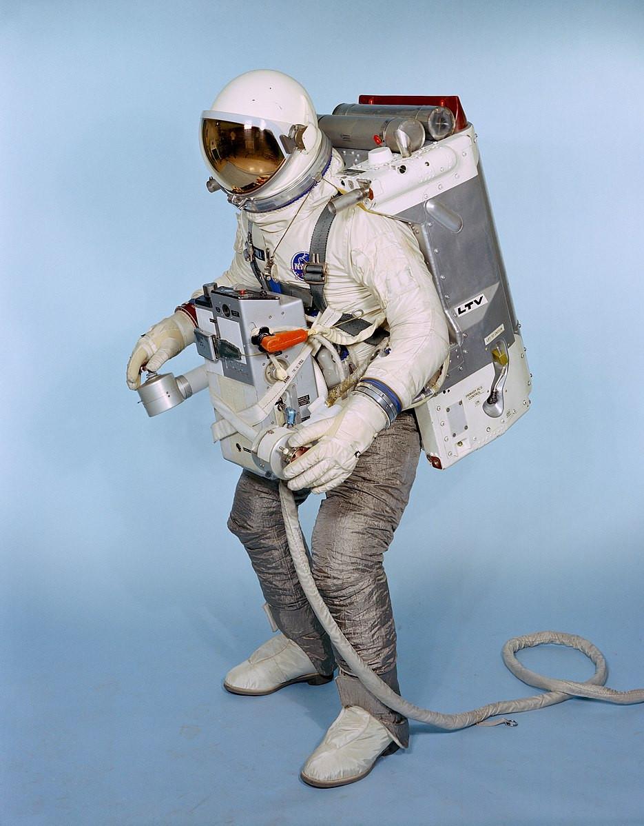 Gemini-era Astronaut Maneuvering Unit