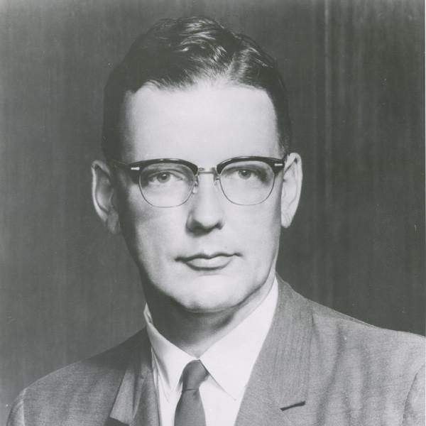James Chamberlin, Project Gemini manager, NASA