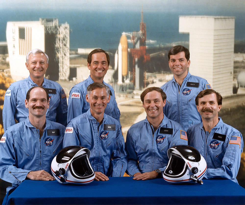 Crew of STS-62A