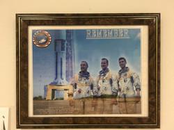 Apollo 1 Memorial Photo