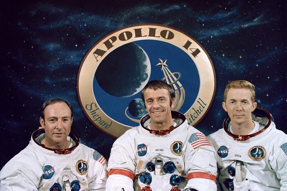 Crew of Apollo 14