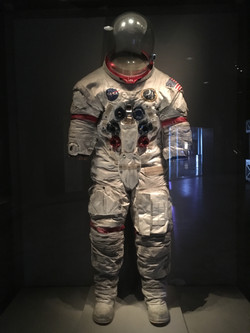 Alan Shepard's Apollo 14 Suit