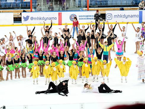 Театру на льду АМАС – 25 лет!