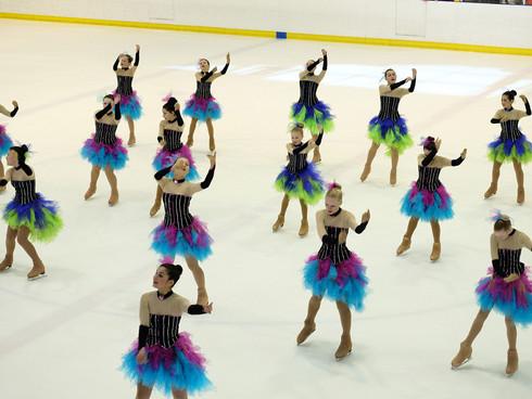 Соревнования танцевальных коллективов
