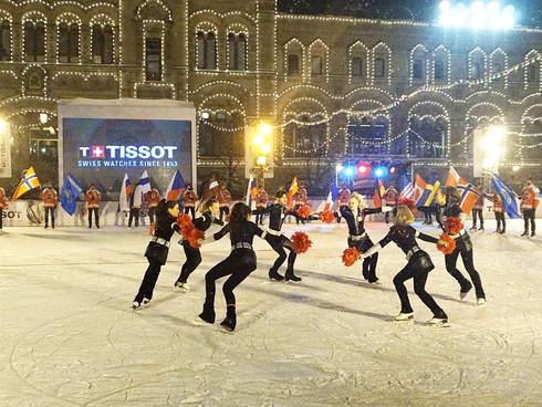 В Москве стартовал официальный отсчет 100 дней до чемпионата мира по хоккею