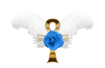 Maat Ankh Blue rose.png
