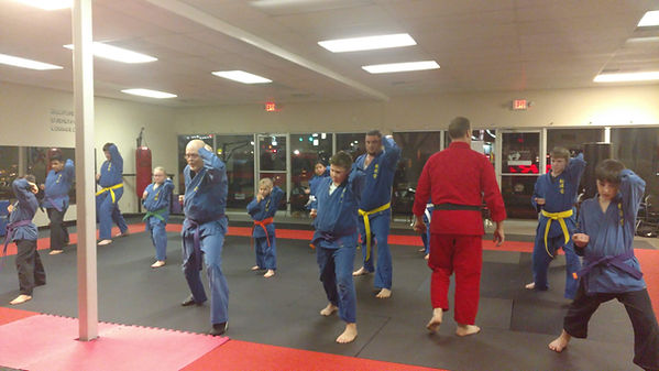 Karate Class Greenville SC