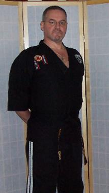 Hanshi Gary A. Owens