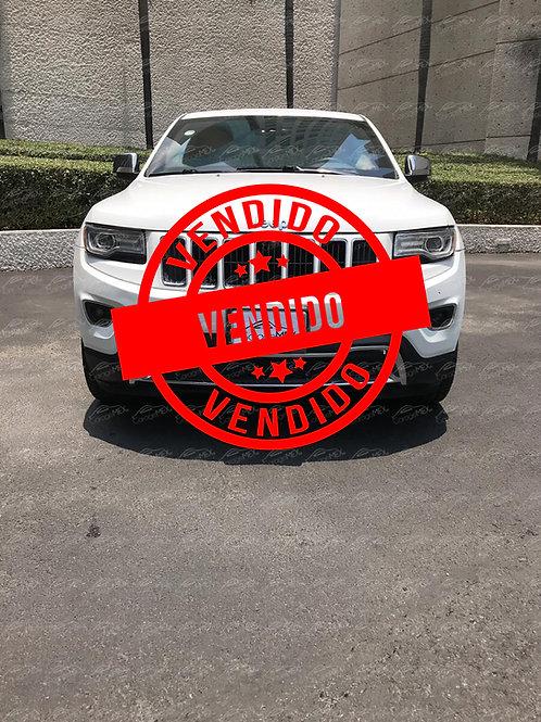 Jeep Grand Cherokee Limited Blindada Nivel 3 (2015)