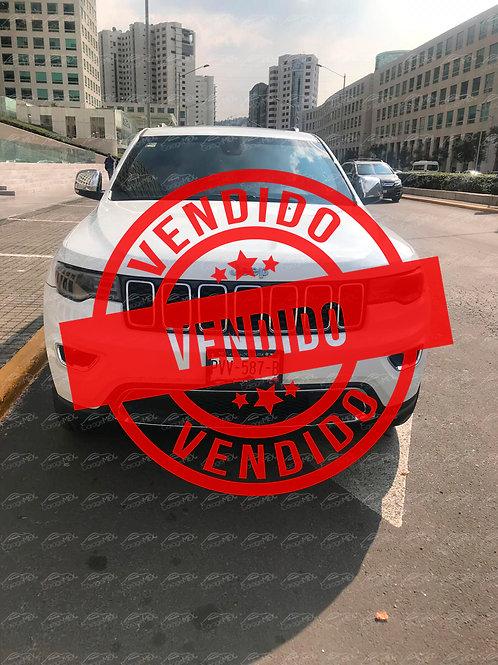 Jeep Grand Cherokee Limited V8,  Blindada Nivel 3 (2017)