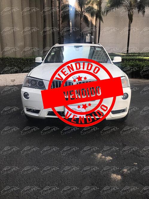 BMW X3 Blindada Nivel 3 (2012)