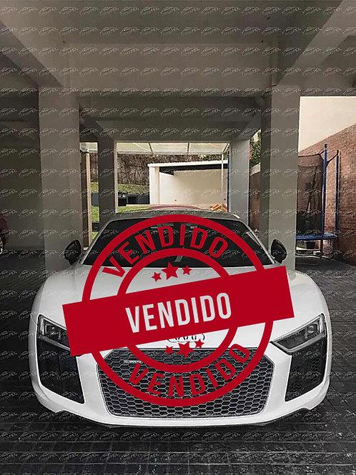 Audi R8 V10 Plus (2017)