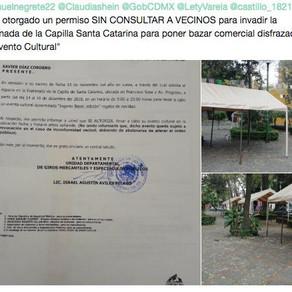 -US- Tianguis Santa Catarina (Clausurado)