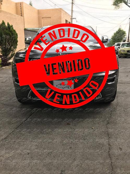 Jeep Grand Cherokee Limited 4x4 Blindada Nivel 3 (2017)