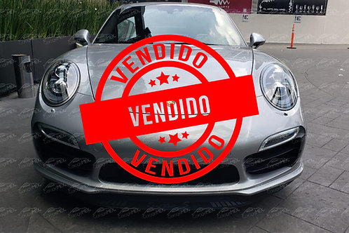 Porsche 911 Turbo S (2015)