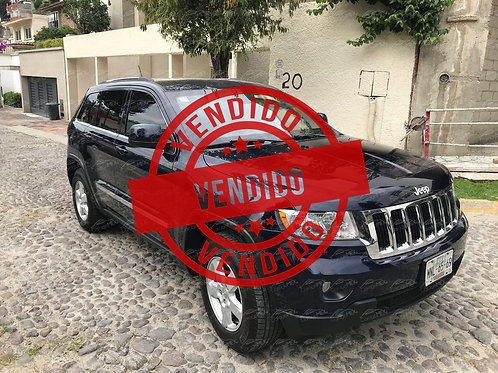 Jeep Grand Cherokee Limited V6, Blindada Total Shield Nivel 3 (2013)