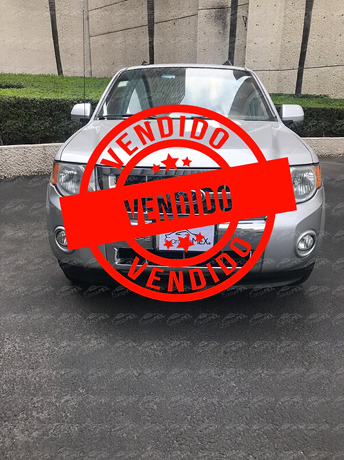 Ford Escape Limited, Blindado (2011)