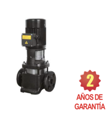 Motor + Bomba Serie TX SERIE T7.5X (para 7.5 lps)