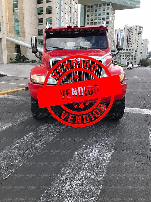 Camion Pick Up EL DIABLO