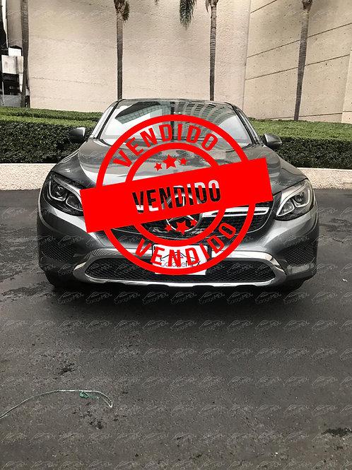 Mercedes Benz GLC300 Blindada Nivel 3 (2018)