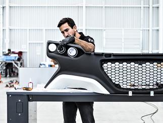 El fabricante mexicano de autos VUHL diseña y fabrica equipo sanitario