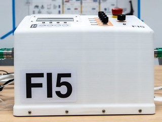Ferrari introduces the FI5, a ventilator to help Covid-19 patients.
