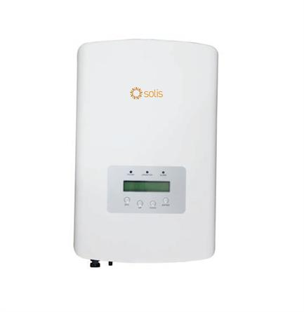 Inversor Solis Mini 1kW a 220V una fase incl.DC Disconnect