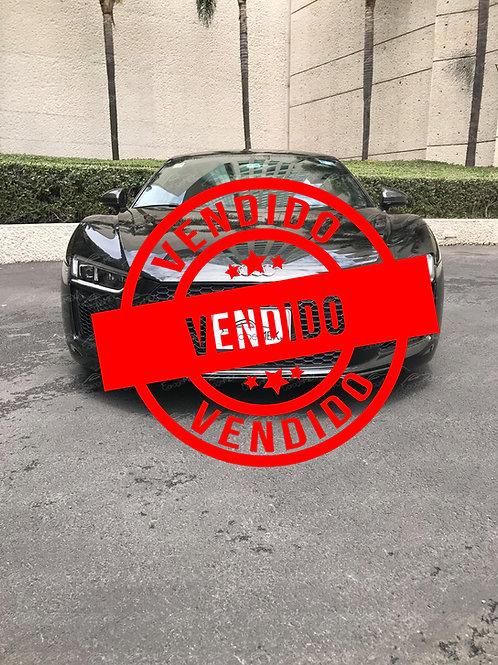 Audi R8 V10 Plus (2018)