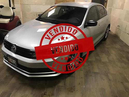 Volkswagen Jetta Versión Style, Blindado (2016)
