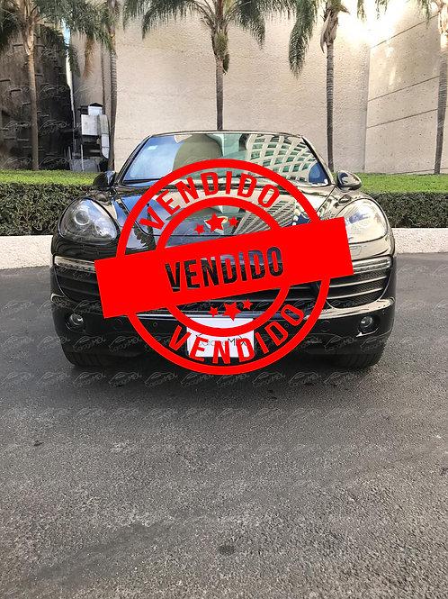 Porsche Cayenne S Blindada Nivel 3 (2011)