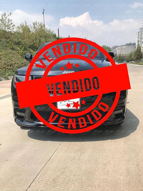 Jeep Grand Cherokee SRT-8 Blindada Nivel 3 (2017)