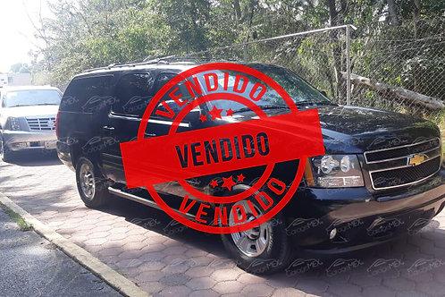 Chevrolet Suburban G, Blindado (2014)