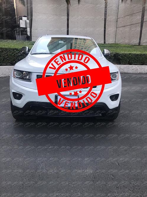 Jeep Grand Cherokee Limited Blindada Nivel 3 (2014)