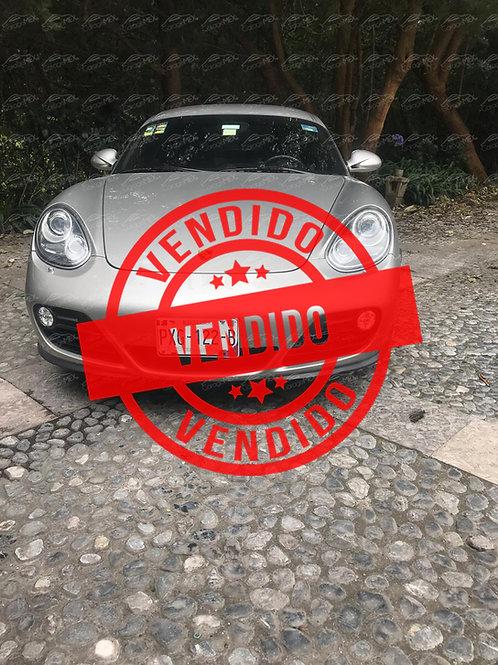 Porsche Cayman (2011)