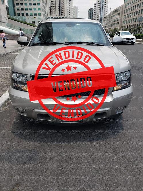 Chevrolet Suburban Blindado (2007)
