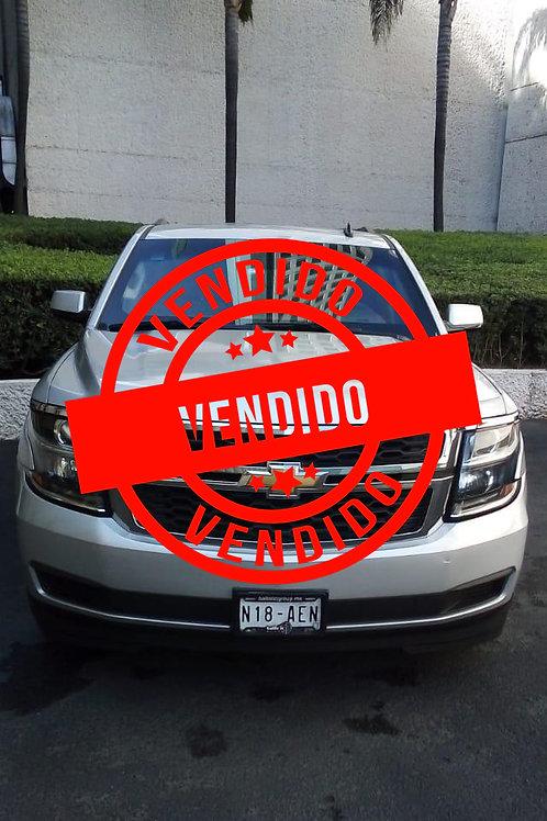 Chevrolet Tahoe Blindada Nivel 3 (2015)