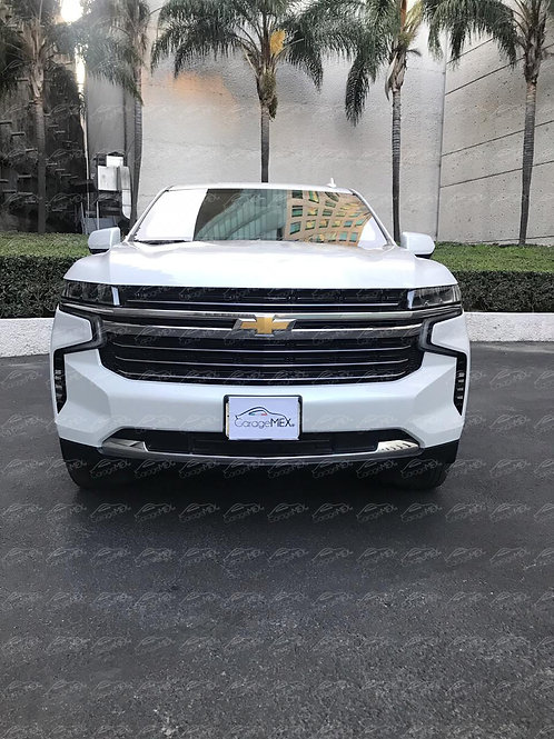 Chevrolet Tahoe LT Blindada Nivel 3 (2021)