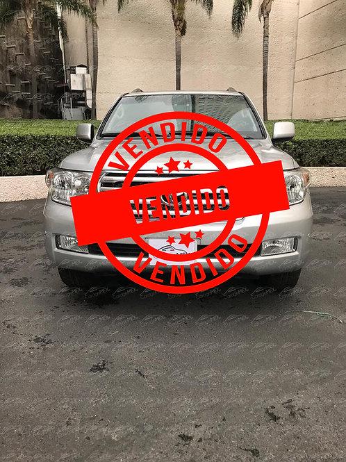 Toyota Land Cruiser Blindada Nivel 4 (2009)