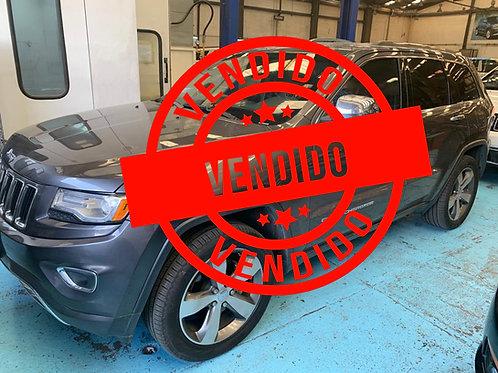 Jeep Grand Cherokee Limited Blindada Nivel 4Plus (2015)