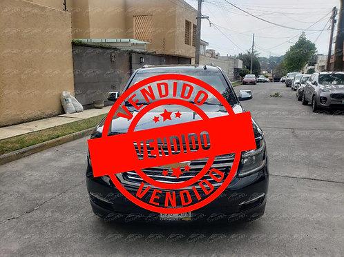 Chevrolet Suburban LTZ 4x4 Blindada Nivel 3 (2015)