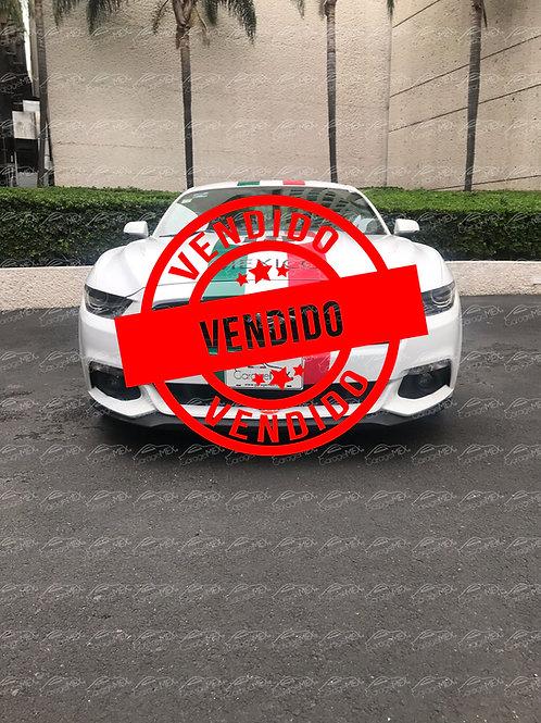 Ford Mustang Freddy Van Beuren
