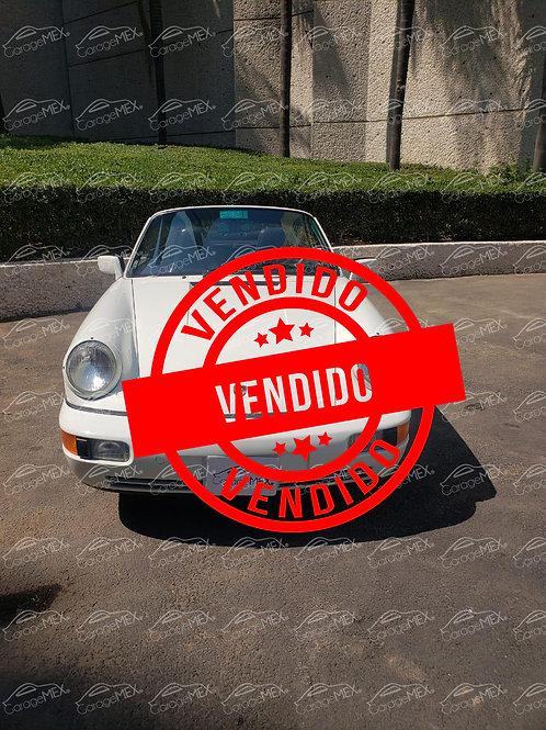 Porsche 964 C2 Convertible (1990)